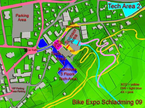 Bike Expo Plan